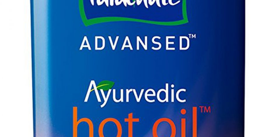 Parachute Hot Oil